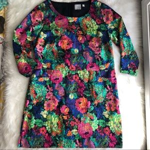 Anthropologie Dresses - HD in Paris • Colorful Floral Dress